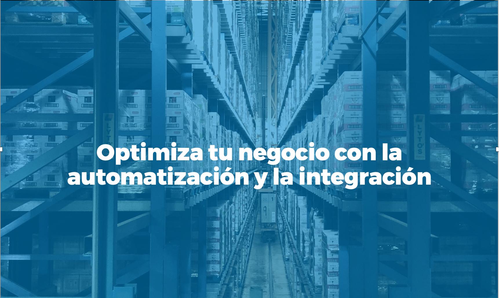 Automatización de procesos e integración Bismart