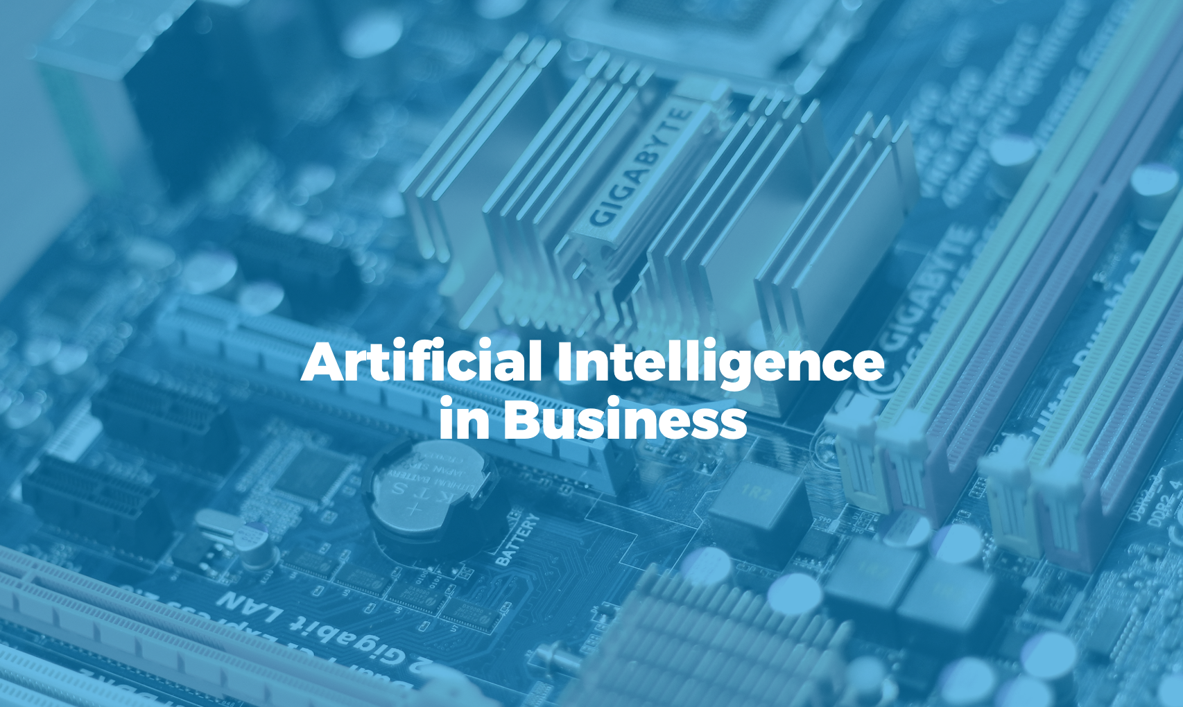 Bismart Artificial Intelligence in Business