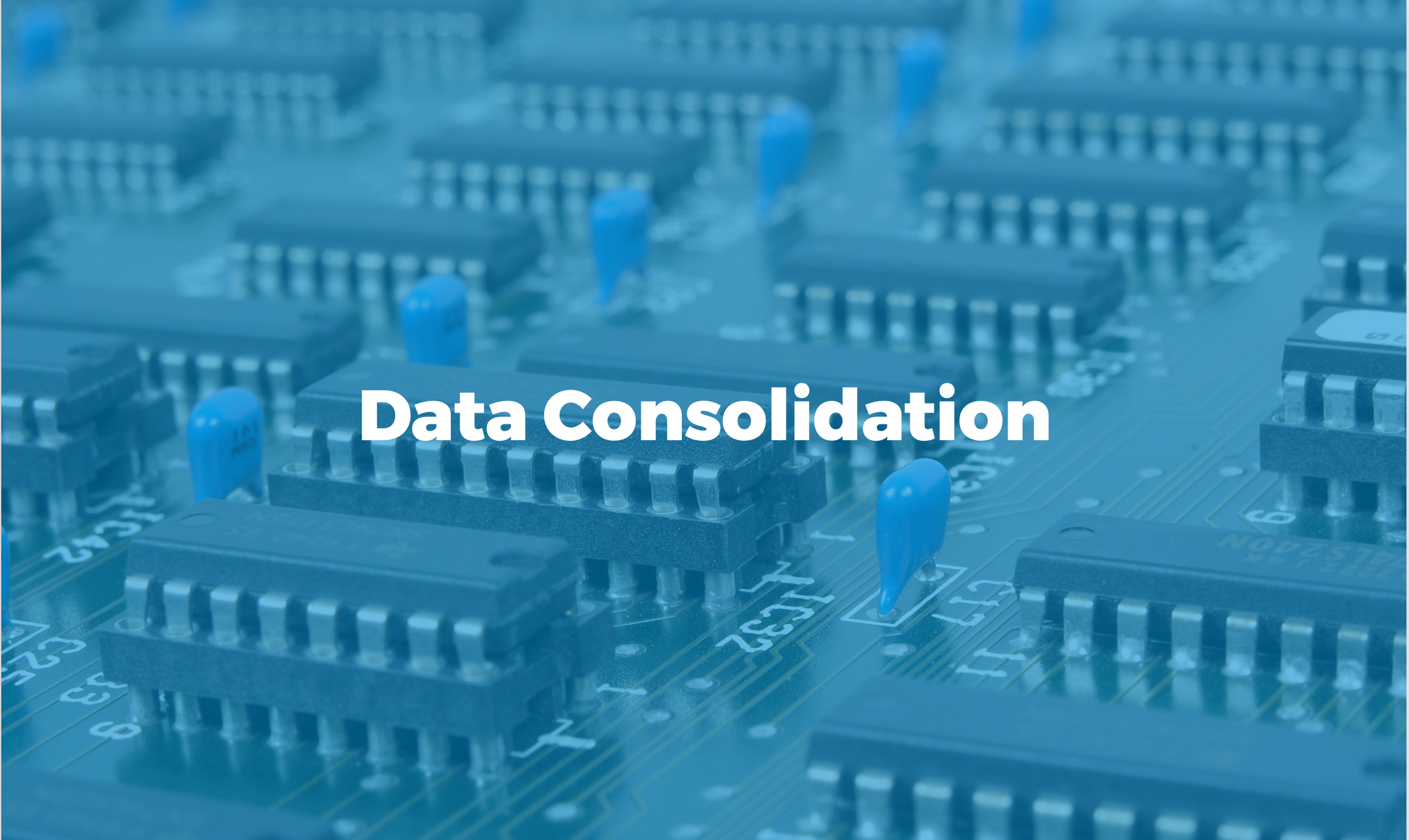 Bismart Data Consolidation