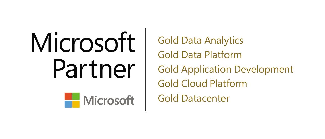 Bismart Microsoft Gold Partner 2020
