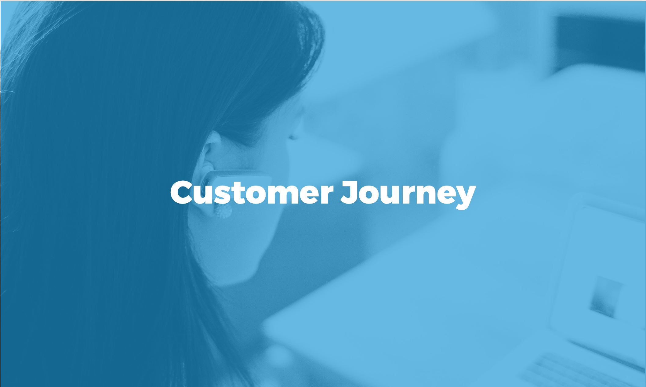 Bismart formación customer journey
