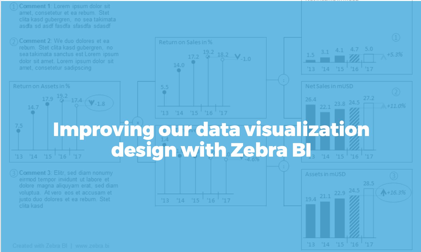 Bismart incorporates visuals from Zebra BI