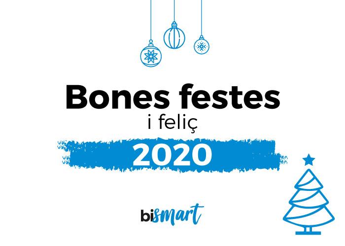 Felicitació de Nadal de Bismart