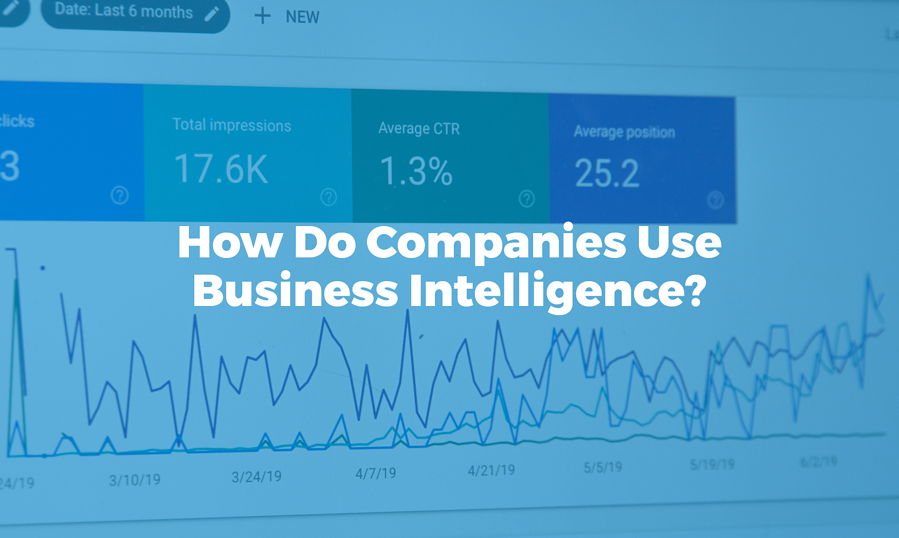 How do companies use bi