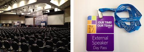 Bismart-Microsoft-annual-sales-conference-atlanta