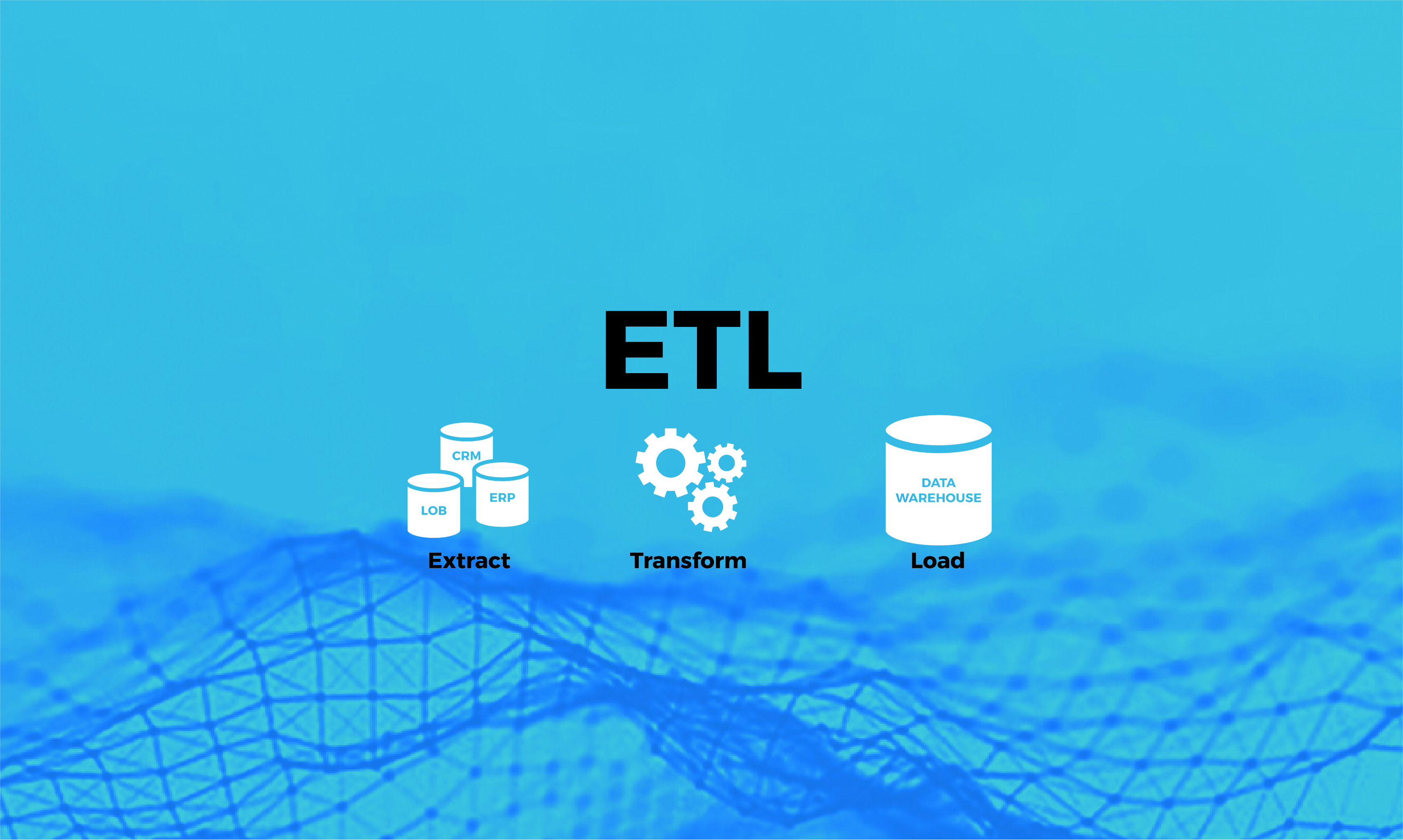 ETL Export Transform Load Bismart