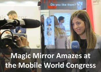 Magic Mirror at MWC