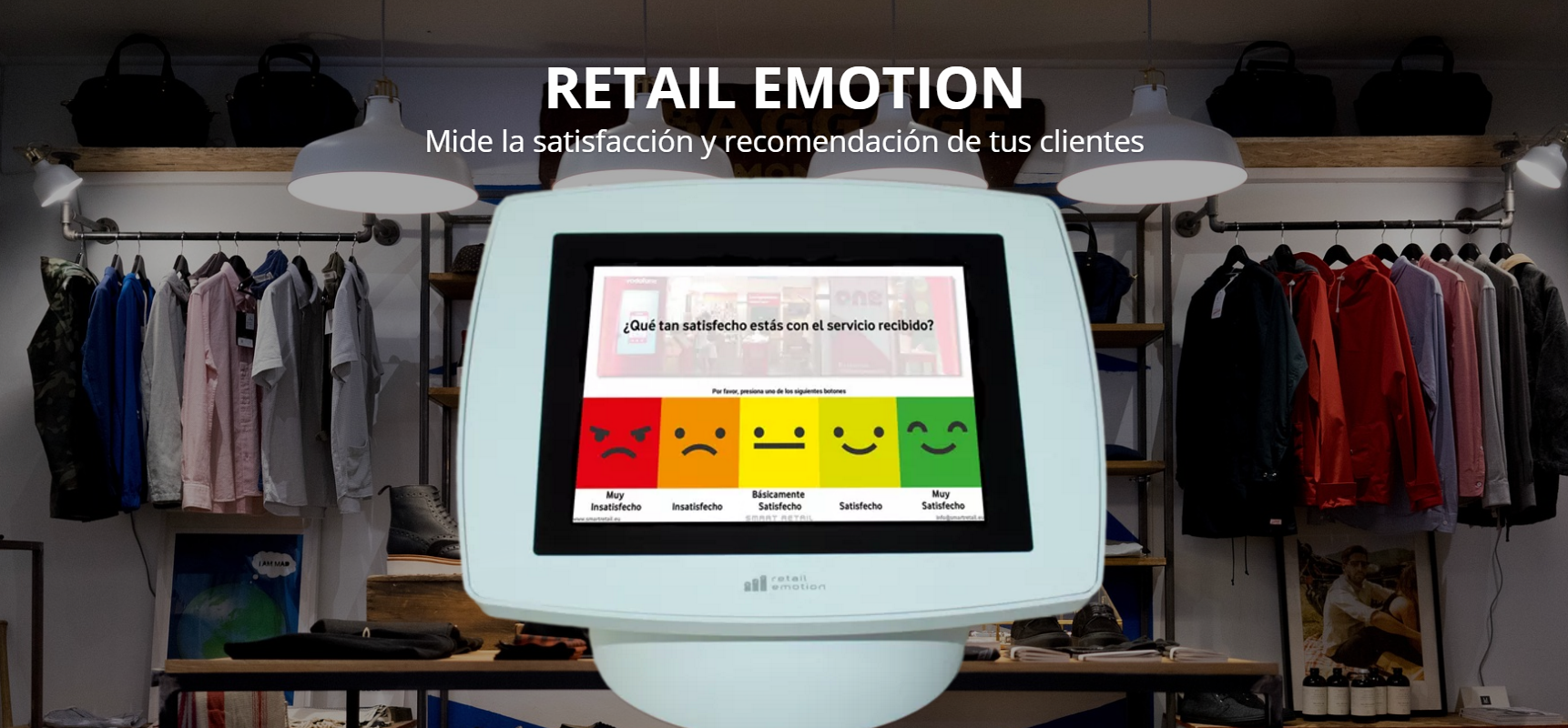 retail emotion by smart retail Bismart