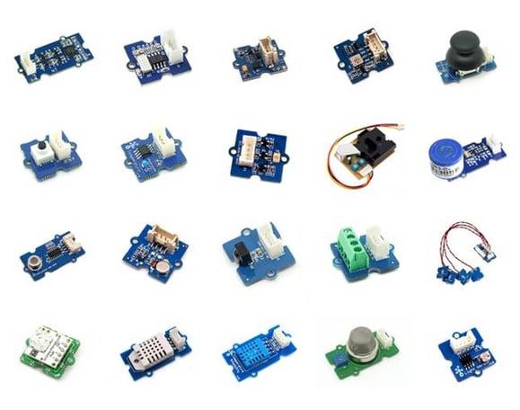 IoT sensors Bismart
