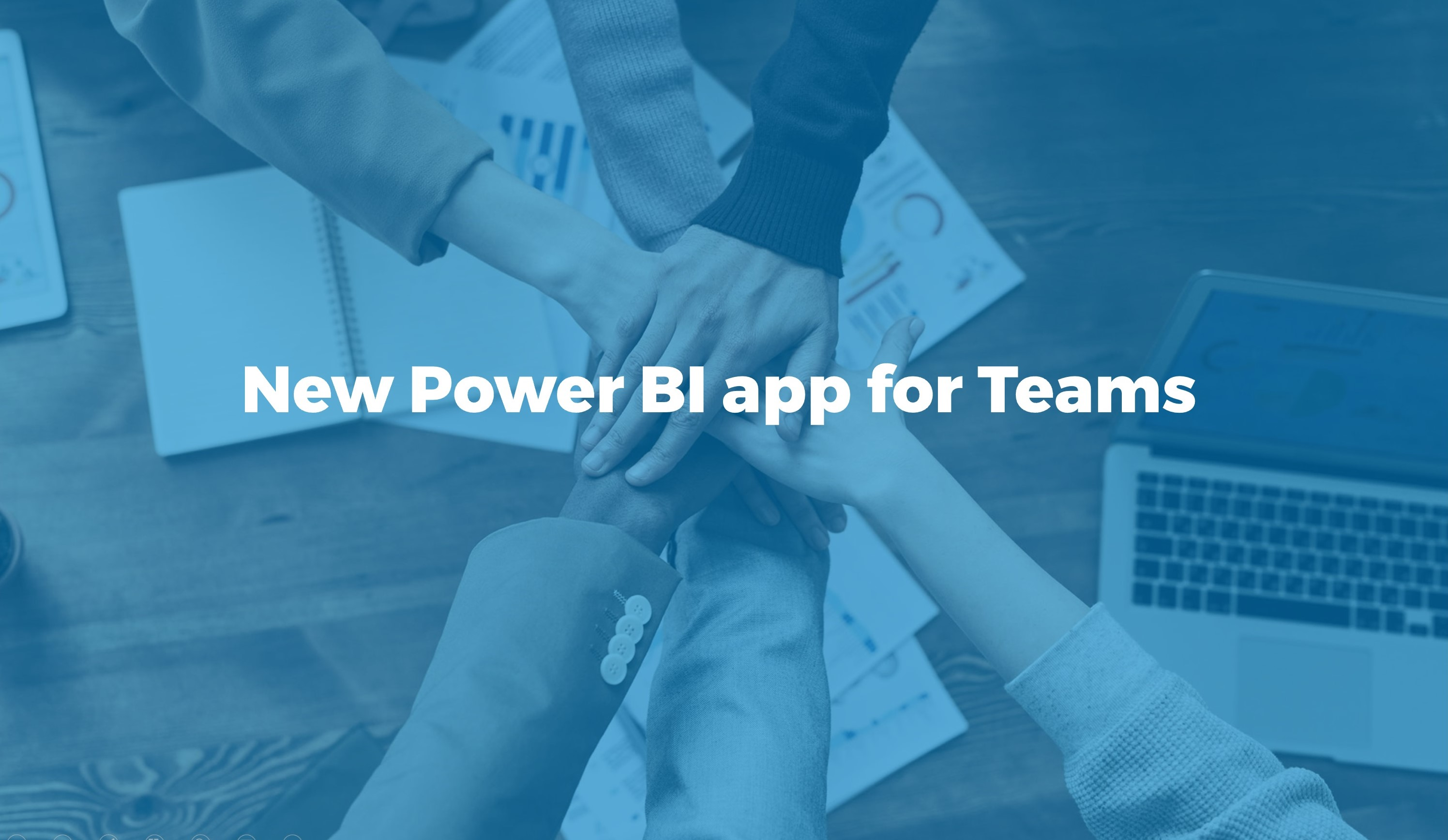 Microsoft launches a new Power BI app for Teams