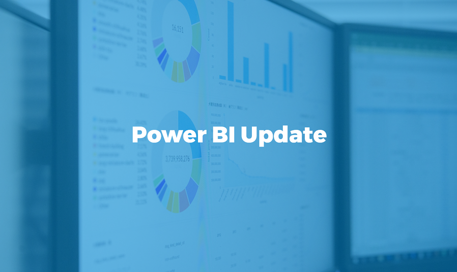 Power BI update