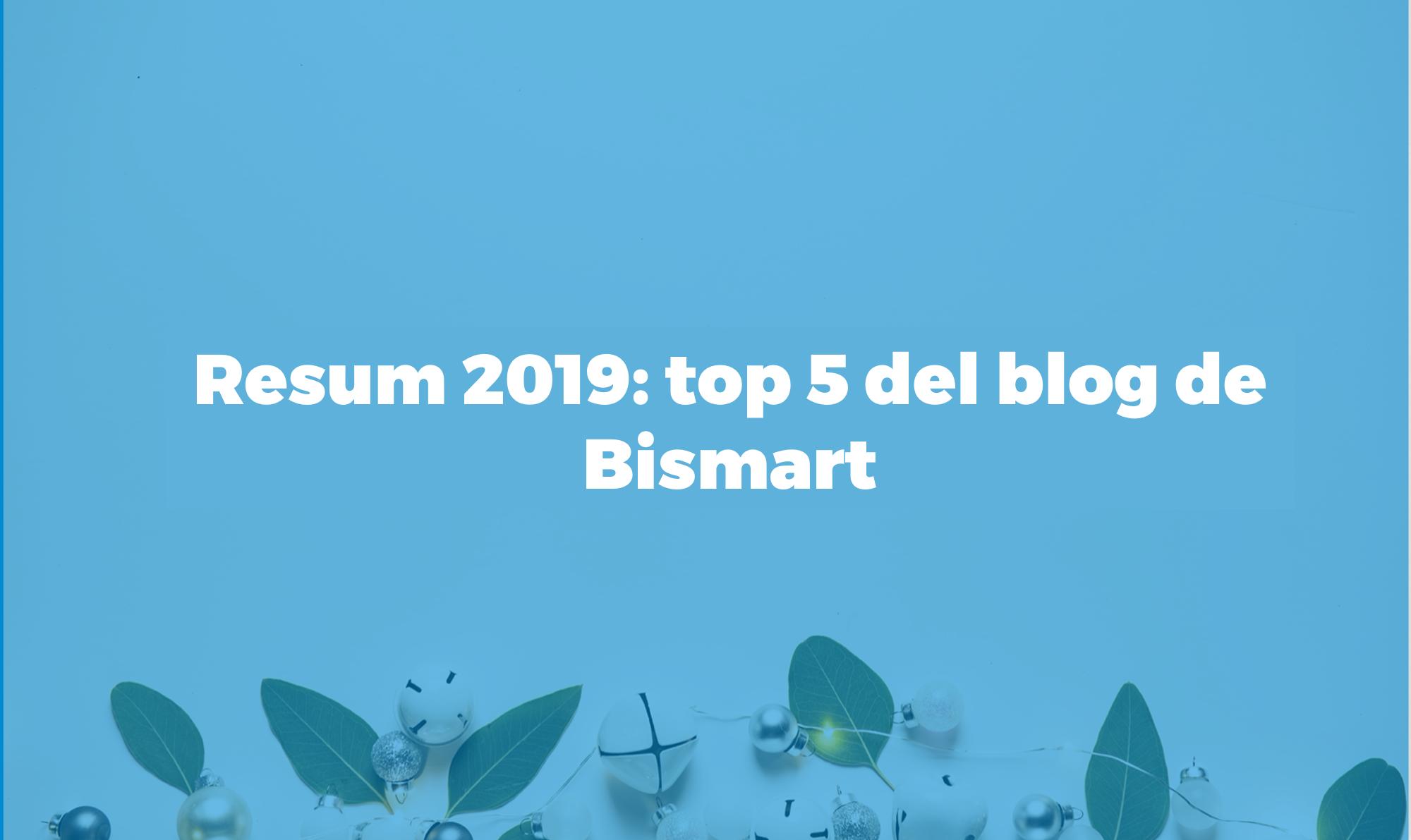 Resum 2019 blog de bismart