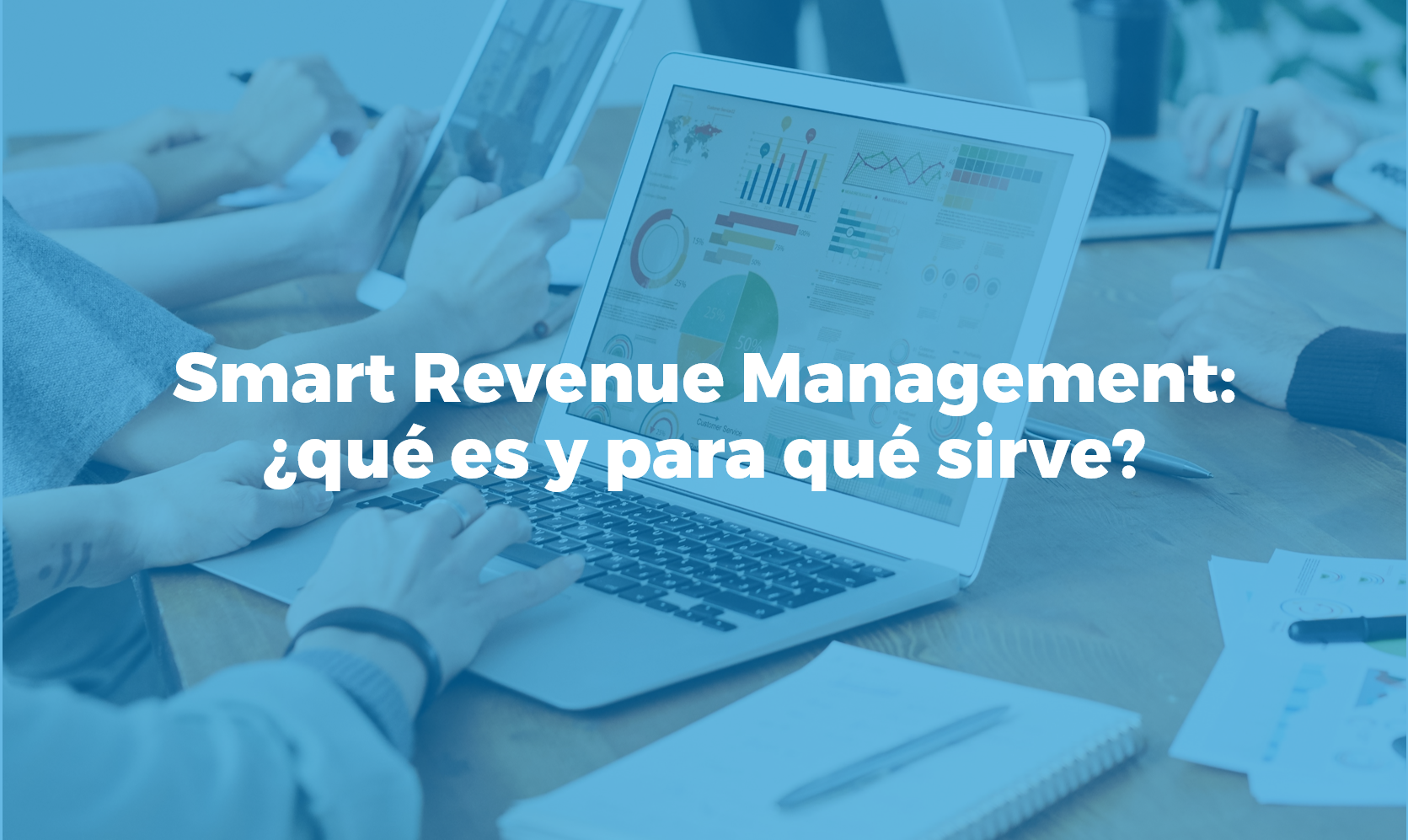 Smart revenue management que es y para que sirve