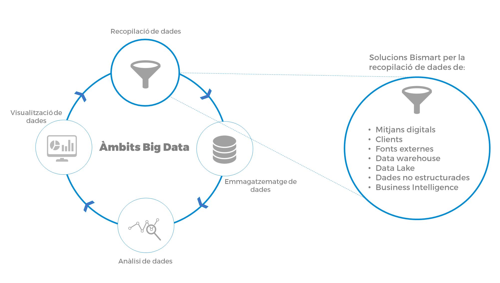 big data recopilacio de dades bismart