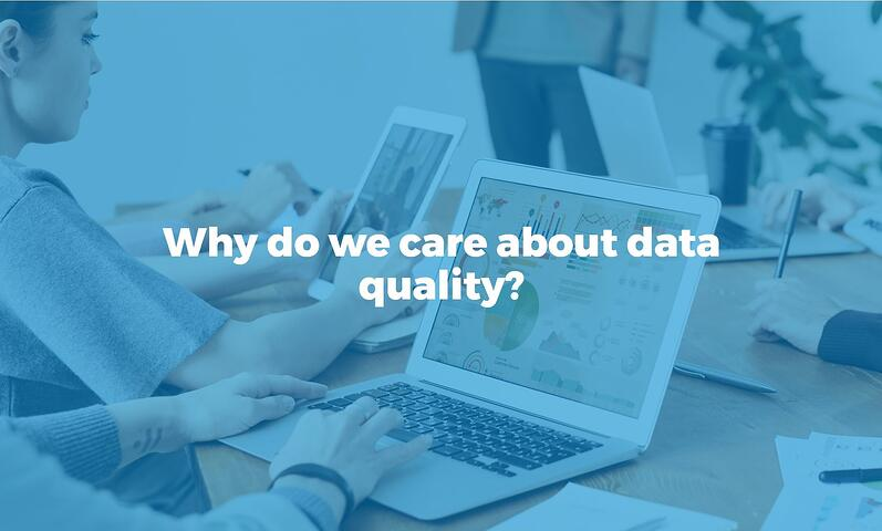 the reasons why data quality is important-1