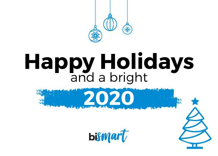 Bismart Holiday Greetings