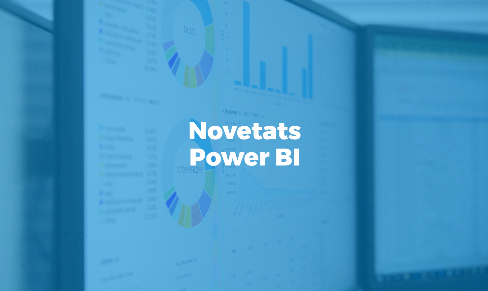 Bismart Business Intelligence Novetats power bi